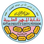 لوجو نقابة المهن العلمية بالإسكندرية