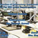 Calibration of Laboratory Equipment course